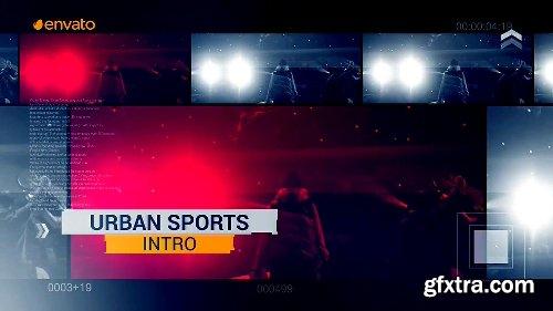 Videohive Urban Sport Event Promo 19239418