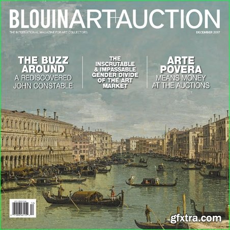 Art+Auction - December 2017