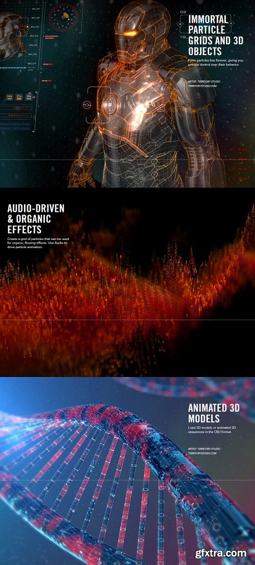 Red Giant Trapcode Form 3.0.2 for After Effects