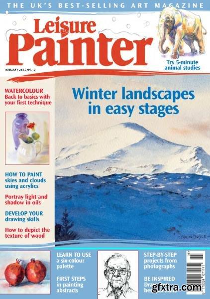 Leisure Painter - January 2018