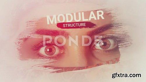 Pond5 - Elegant Brush Slides - 83038591