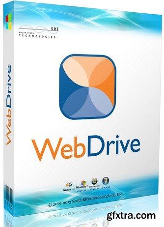 WebDrive Enterprise 2018 Build 18.0.600 macOS