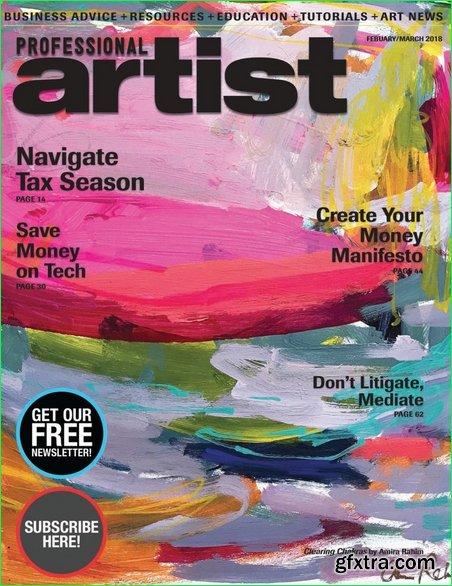 Professional Artist - February 01, 2018