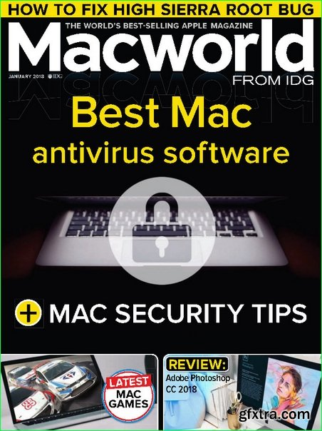 Macworld UK - January 2018