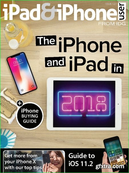 iPad & iPhone User - Issue 127 2017