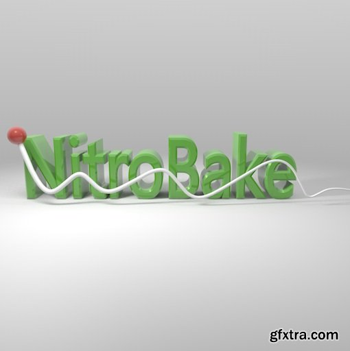 Nitro4D NitroBake v2.02 for Cinema 4D