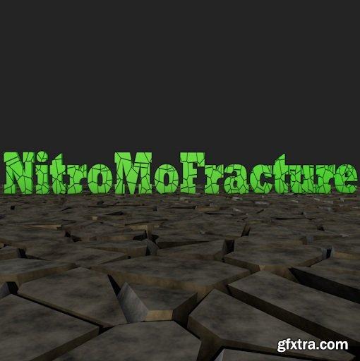 Nitro4D NitroMoFracture v1.04 for Cinema 4D