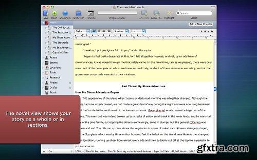 Mariner Software Avenir v2.3.3 (macOS)