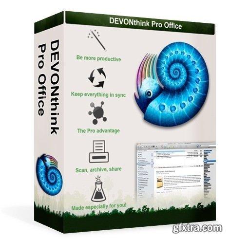 Devonthink Pro Office v2.9.10 (macOS)