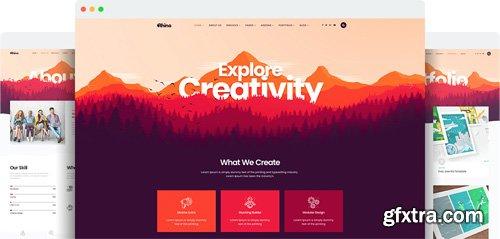 JoomShaper - Rhino v1.3 - Stunning Joomla Template for Business, Portfolio, and Creative Sites