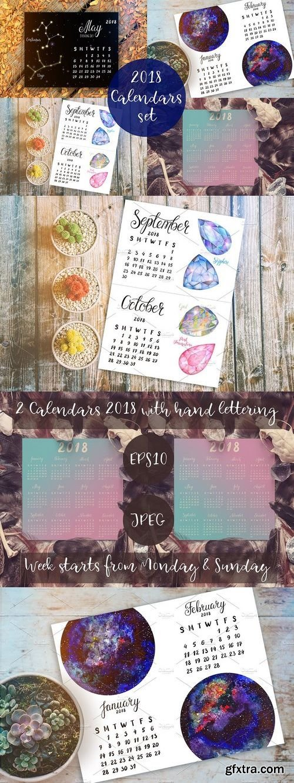 CM - 2018 Calendar Bundle 2045639