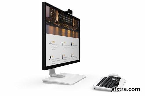 CM - Benq Monitor Mockup 2133970