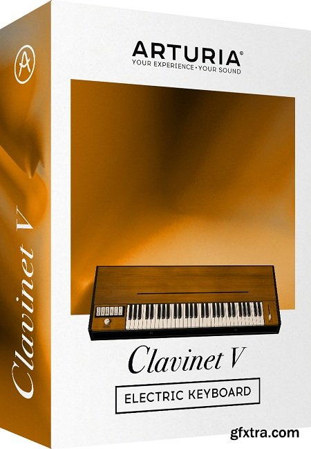 Arturia Clavinet V v1.0.1.1229 (macOS)