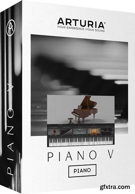 Arturia Piano V2 v2.0.1.1231(macOS)