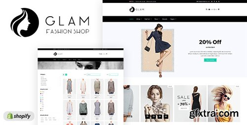 ThemeForest - Glam v1.0 - Fashion Shopify Theme - 20522023