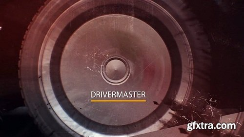 DriveMaster v1.01 for 3ds Max