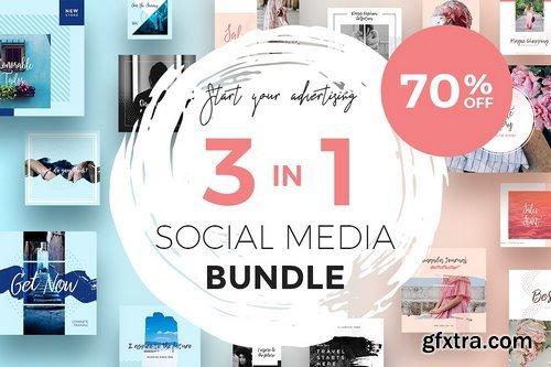 CM - 3 in 1 Social Media Bundle 1467825
