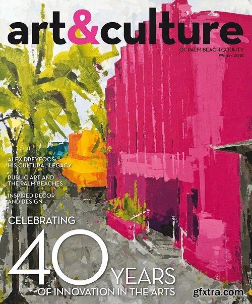 Art & Culture Magazine - December 2017