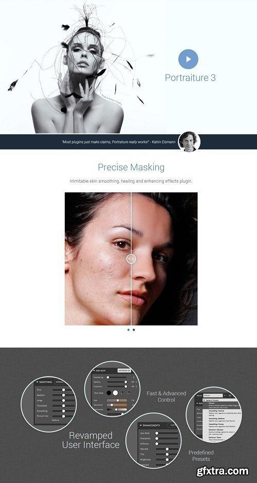 Imagenomic Portraiture 3 Build 3027 for Adobe Photoshop Full Win