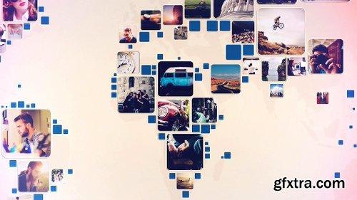 Videohive World Photos Slideshow 13560398