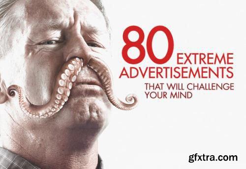 80 Extreme Advertisements