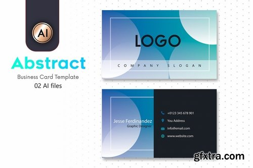 Cm abstract business card template 21 2167970 vector cm abstract business card template 21 2167970 reheart Images