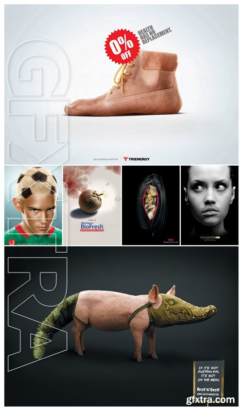 50 Advertising prints 43