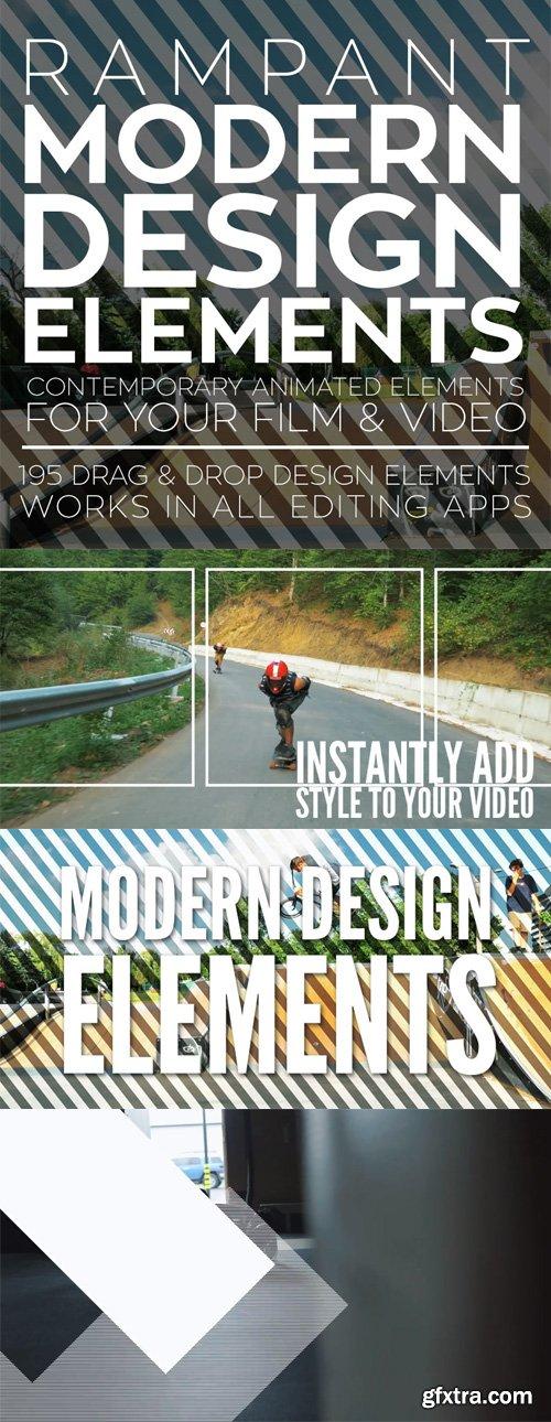 Rampant Design Tools - Modern Design Elements