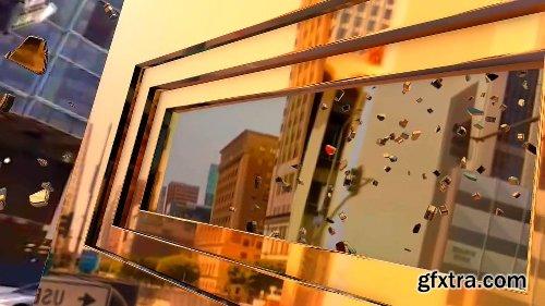 Videohive Corporate Gold Logo 20813803