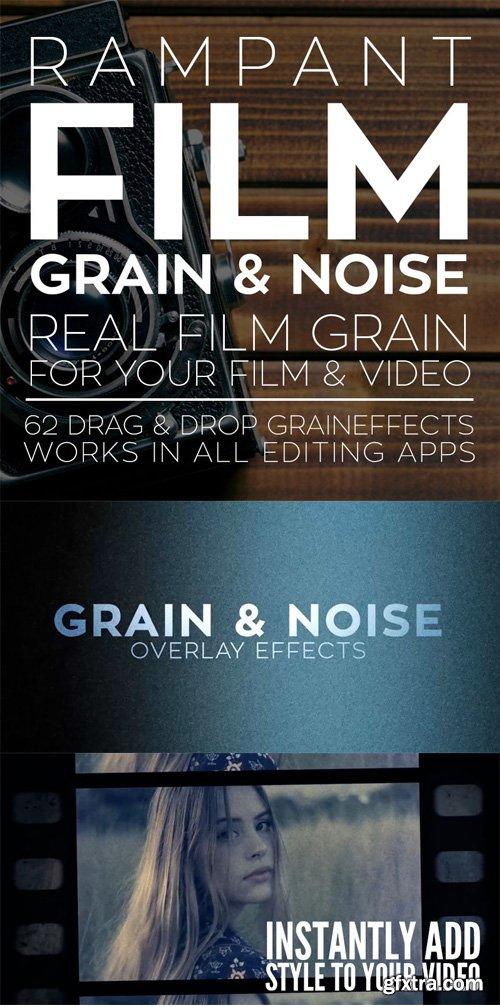Rampant Design Tools - Grain & Noise Overlays