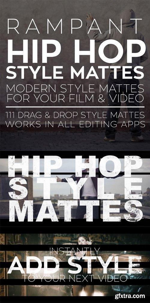 Rampant Design Tools - Hip Hop Style Mattes
