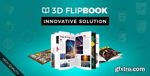 CodeCanyon - FlipBook v1.8 - 19113743
