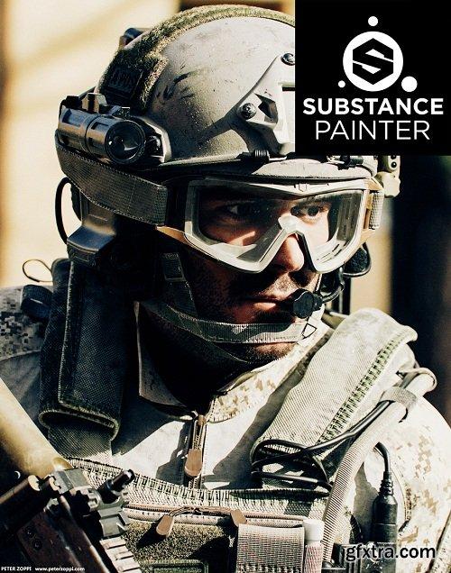 Allegorithmic Substance Painter 2017.4.1.1981 (macOS)