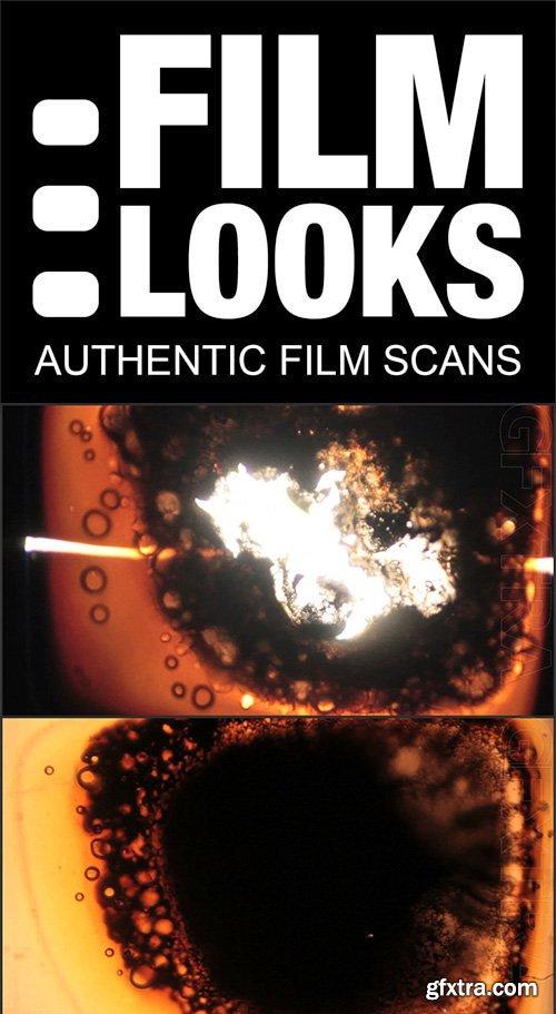 FilmLooks - Film Burn Collection