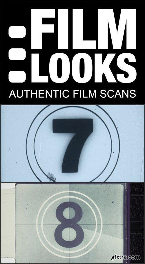 FilmLooks - Film Leaders Collection