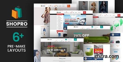 ThemeForest - Shopro v1.0 - Mega Store Responsive Magento Theme 21195903