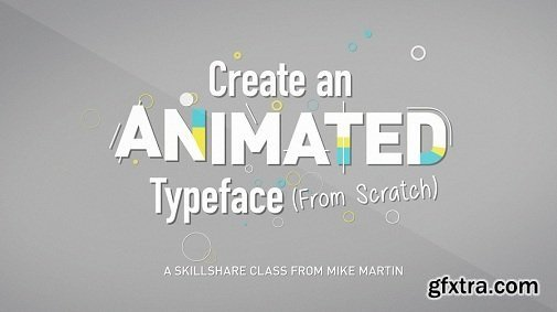 Animate Your Words: Create An Animated Typeface