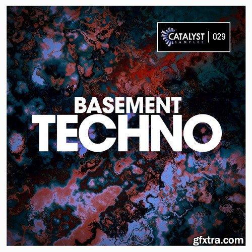 Catalyst Samples Basement Techno WAV MiDi