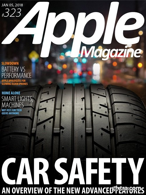AppleMagazine - January 05, 2018