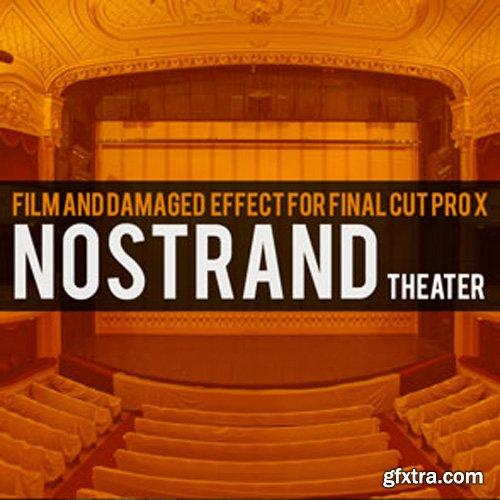 Brooklyn Effects - 35mm Worn Film Effect For Final Cut Pro X