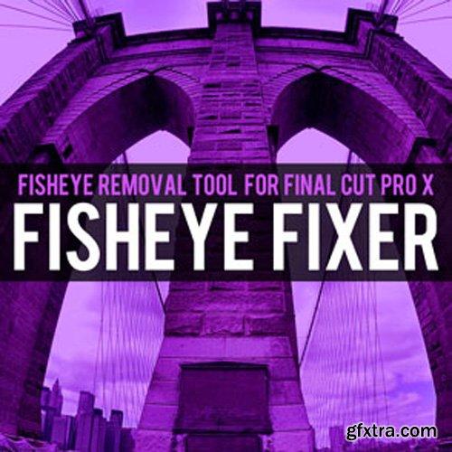 Brooklyn Effects - Fisheye Removal Tool For Final Cut Pro X
