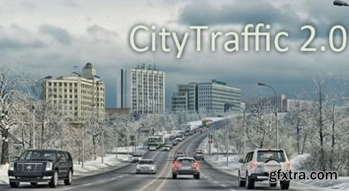 CityTraffic v2.027 For 3ds Max |