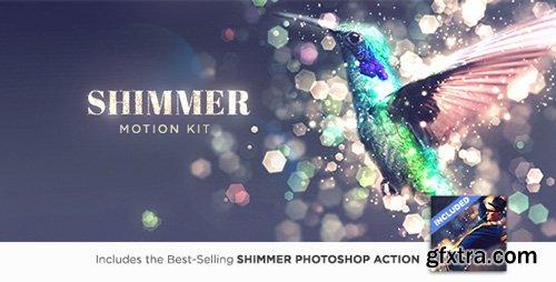 Videohive - Shimmer Motion Kit - 21189094