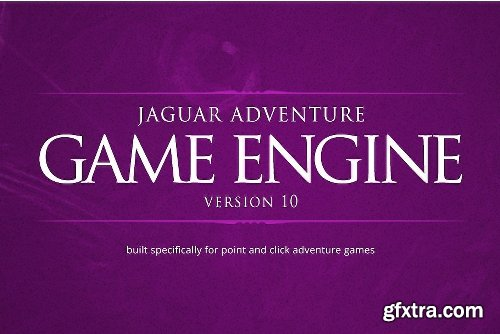 CreativeMarket Jaguar - Adventure Game Engine 2076584