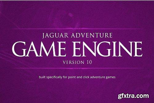 CreativeMarket Jaguar - Adventure Game Engine 2076584