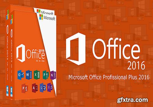 Microsoft Office Professional Plus 2016 (x86x64) v16.0.4639.1000 June 2018