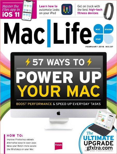 MacLife UK - February 2018