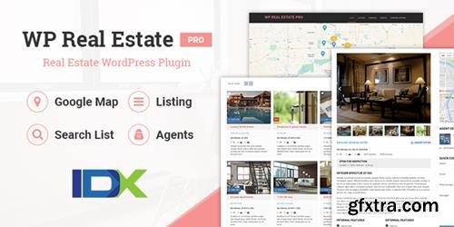 MyThemeShop - WP Real Estate Pro v1.1.3 - Real Estate Plugin for WordPress