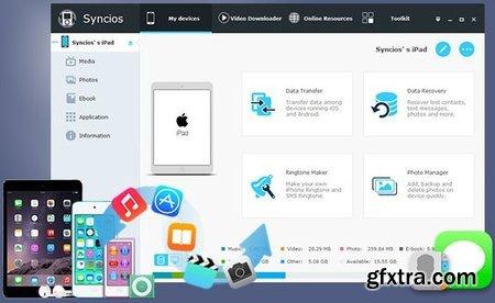 Anvsoft SynciOS Professional 6.2.8 Multilingual