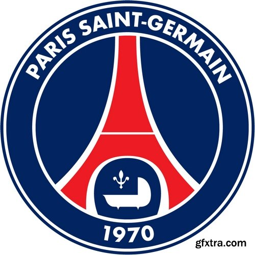 Football Logos - World Countries (France)